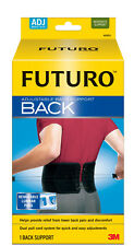Genuine 3M Futuro Adjustable Back Support Breathable and Brand-New from Pharmacy