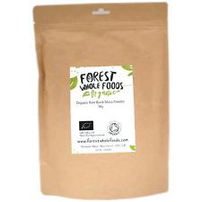 Forest Whole Foods - Organic Raw Black Maca Powder 1kg