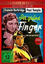 Francis Durbridge Paul Temple Der grüne Finger * DVD Pidax Film Neu Ovp