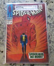 21-0422: Amazing Spider-Man # 50, 1967, G 2.0!