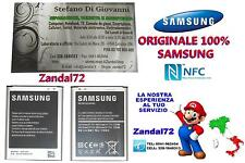 BATTERIA ORIGINALE SAMSUNG GALAXY S4 Mini NFC GT i9190 i9192 i9195 B500AE B500BE