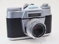 Voigtlander Bessamatic 35mm SLR Camera with Skopar 50mm F2.8. Stock No U11807