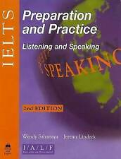 Good, IELTS Preparation and Practice: Listening and Speaking, Second Edition, Sa