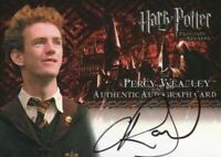 Harry Potter and the Prisoner of Azkaban Update Chris Rankin Autograph Card