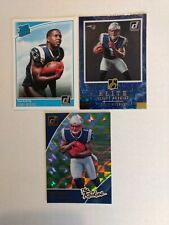 SONY MICHEL (X3) 2018 DONRUSS RATED ROOKIE *  Elite Series * THE ROOKIES