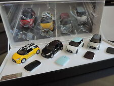 Coffret 4 Miniatures CITROEN DS3 toits Interchangeables NOREV 1/43 serie limitée