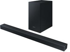 Samsung HW-T450/ZG Schwarz, Soundbar 2.1 Kanal-System 200 Watt