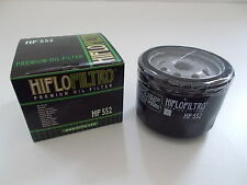 HIFLO FILTRO OLIO HF552 PER Moto Guzzi 1000 SP3  1991 1992 1993 1994 1995 1996