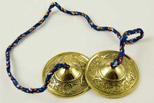TINGSHA MANJIRA CHIMES CYMBALS SOUND THERAPY MEDITATION HEALING REIKI BELLS PRAY