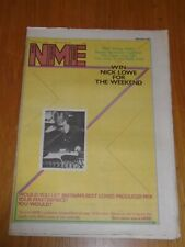 NME 1979 DECEMBER 7 NEIL YOUNG RANDY NEWMAN CLASH NICK LOWE BLONDIE HUMAN LEAGUE
