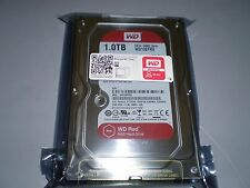 "Western Digital Red WD10EFRX 1TB ISATAIII 6.0Gb/s 64MB 3.5"" internal Hard D"