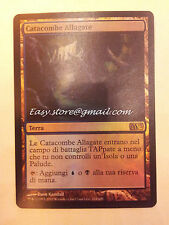 CATACOMBE ALLAGATE - DROWNED CATACOMB  FOIL ITA   - MTG MAGIC