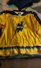 USHL Sioux City Musketeers Game Worn Jersey Ben Kinne #9 w/ Autograph