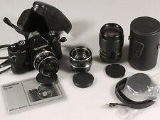 PRL) ROLLEIFLEX SL35 + ROLLEI SL-XENON 50 + ROLLEINAR 135 + ZEISS DISTANGON 35mm
