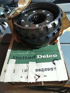 Cadillac Corvette All GM,#8655059 #8625957 Turbo 400 Output Carrier NOS