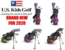 US Kids Golf Package Sets, Including Girls **ALL SIZES & AGE GROUPS AVAILABLE**