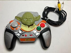 Jakks Pacific Star Wars Yoda Revenge of Sith 2005 Plug and Play TV Video Game