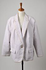 56b09a464a1 Womens Plus Size Jessica London Business Casual Dress Coat Jacket Blazer  Size 26