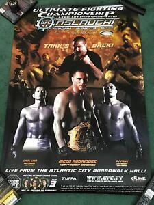 UFC 41 Poster