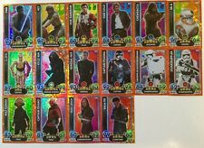 Star Wars Force Attax Extra_Movie Serie 4_2 Holo- oder Aufstellkarten aussuchen