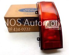NOS New OEM 1997-1999 Ford Escort Wagon Right Tail Lamp Light Taillight Taillamp