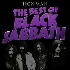 Black Sabbath - Iron Man: The Best of Black Sabbath