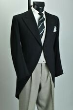 Gentleman's Mid C20th Morning Dress Wedding Outfit Inc 1952 Chester Tailcoat.ZSP