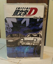 Sealed New Initial D Manga 1,2,3