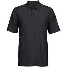 Polyester Short Sleeve Classic Solid Casual Shirts for Men