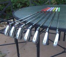 Titleist AP2 712 iron set 4-PW KBS Tour 90 Stiff flex steel w/IOmic grips