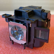 Phoenix Inside Genuine Original Replacement Bulb//lamp with OEM Housing for Mitsubishi AS10 Projector IET Lamps