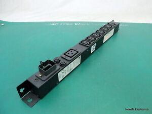 HP E7674-63001 16A (7) C13 (1) C19 Rack Mount PDU