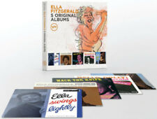 Ella Fitzgerald : 5 Original Albums CD (2016) ***NEW***