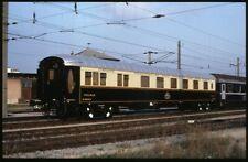 35mm slide CIWL Wagons-Lits Pullman 4032 D where? The Netherlands 1987 original