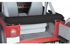 Black Soft Top Storage Boot for Jeep Wrangler YJ TJ 92-06 12104.15 Rugged Ridge