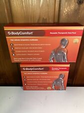 Brand New Soma Care Body Comfort Reusable Therapeutic Heat Packs Lot Of 2