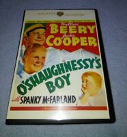 O'Shaughnesseys Boy (DVD, *RARE oop