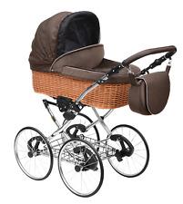 Baby Pram Stroller Buggy Pushchair Style Travel system 3in1 Newborn car seat New