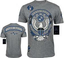 "Affliction ""liberty"" xl t shirt att mma ufc homme extra large tee"
