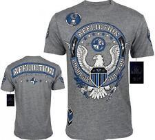 "AFFLICTION ""LIBERTY"" XL T shirt ATT MMA UFC New Mens Extra Large Tee"