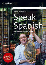 Speak Spanish by HarperCollins Publishers (Mixed media product, 2005)