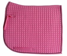 PRI MONARCHY DRESSAGE PAD,  Pink/Black