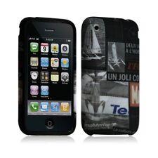 Housse étui coque gel pour Apple iPhone 3G / 3GS motif LM17
