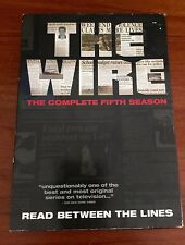 Wire: The Complete Fifth Season [4 Discs] (2011, DVD REGION 1)