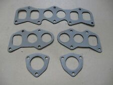 Daimler Century Mk2 inlet & Exhaust Manifold to Head Gasket set of (5)