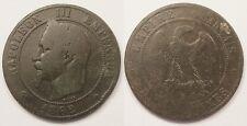 10 Centimes Napoléon III 1862 A Paris !!