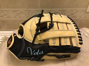 "All Star FGSBV Vela 12.5"" Fastpitch Softball Glove Right Hand Throw"