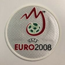 UEFA Euro 2008 Player Sleeve Badge Patch