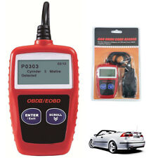 KW808 Auto Scanner OBD2 OBDII EOBD Auto Diagnosegerät Code Reader Testgerät DE