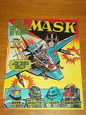 MASK #13 11TH - 24TH APRIL 1987 IPC BRITISH MAGAZINE